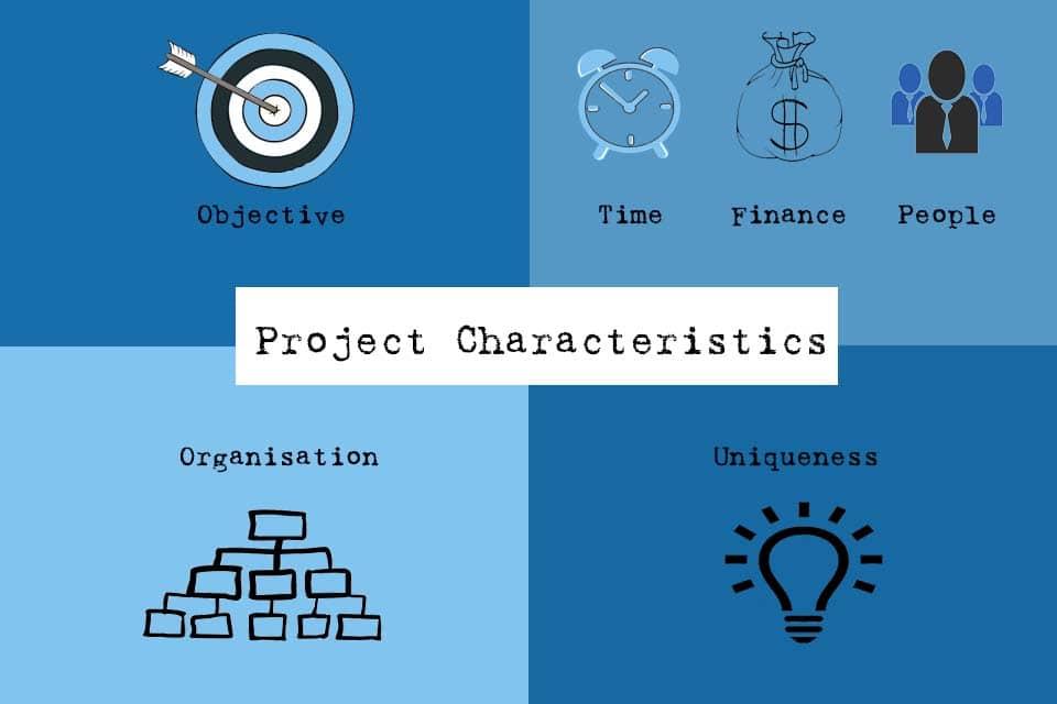 Smartpedia: What are Project Characteristics?