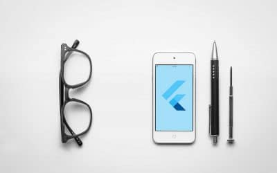 Create smartphone applications with Flutter
