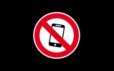 Mobile-free zone – detox totales