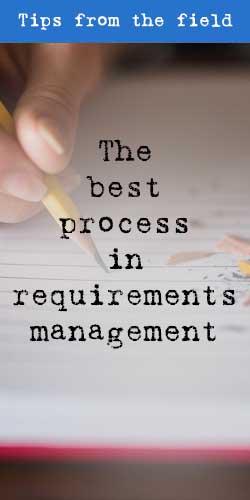 The best process in requirements management - t2informatik Blog