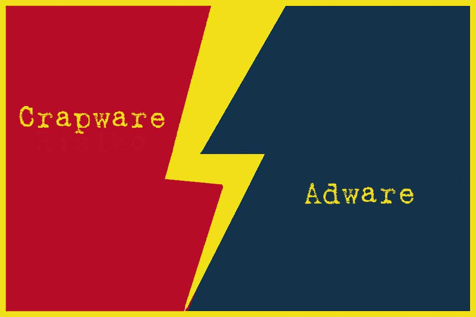 Crapware or Adware - a question of perspective