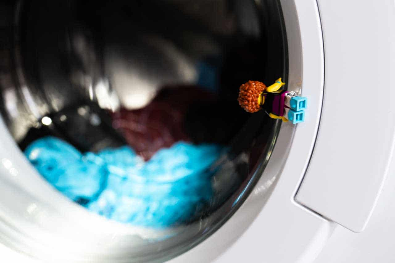 Instead of letting yourself be spun around in the agile washing machine, you can also look at it from the outside to learn from turn to turn