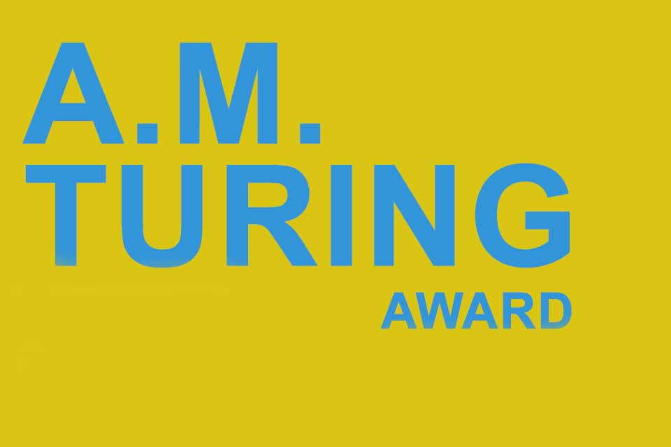 Smartpedia: What is the Turing Award?