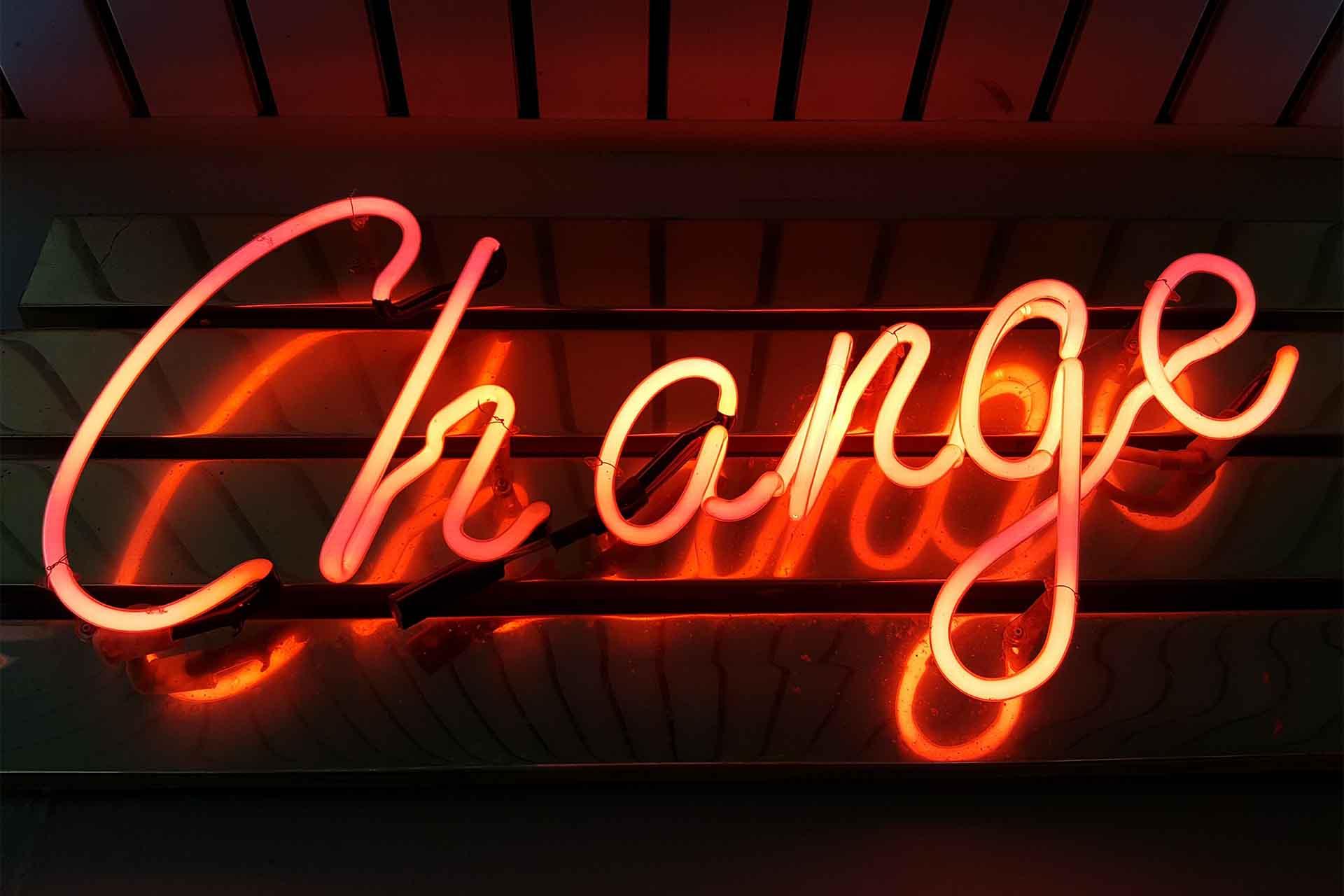 t2informatik Blog: Change Management is dead - long live continuous change