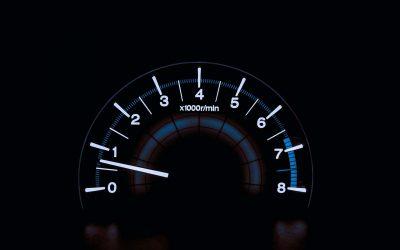 Speed as unfair advantage