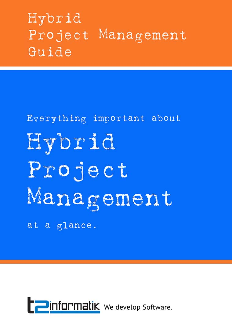 Hybrid Project Management Guide as Download
