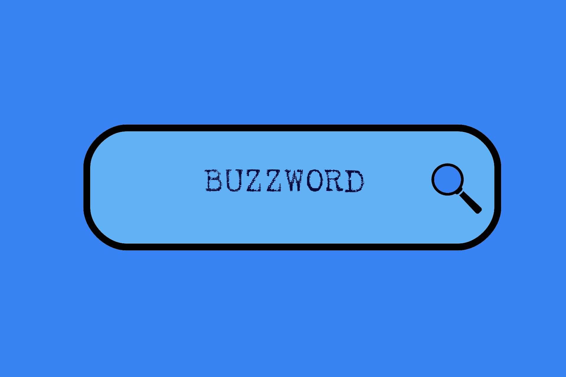 t2informatik Blog: A buzzword is a buzzword