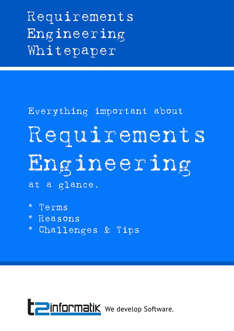 Requirements Engineering Whitepaper as Download