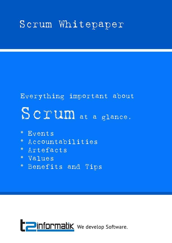 Scrum Whitepaper as Download