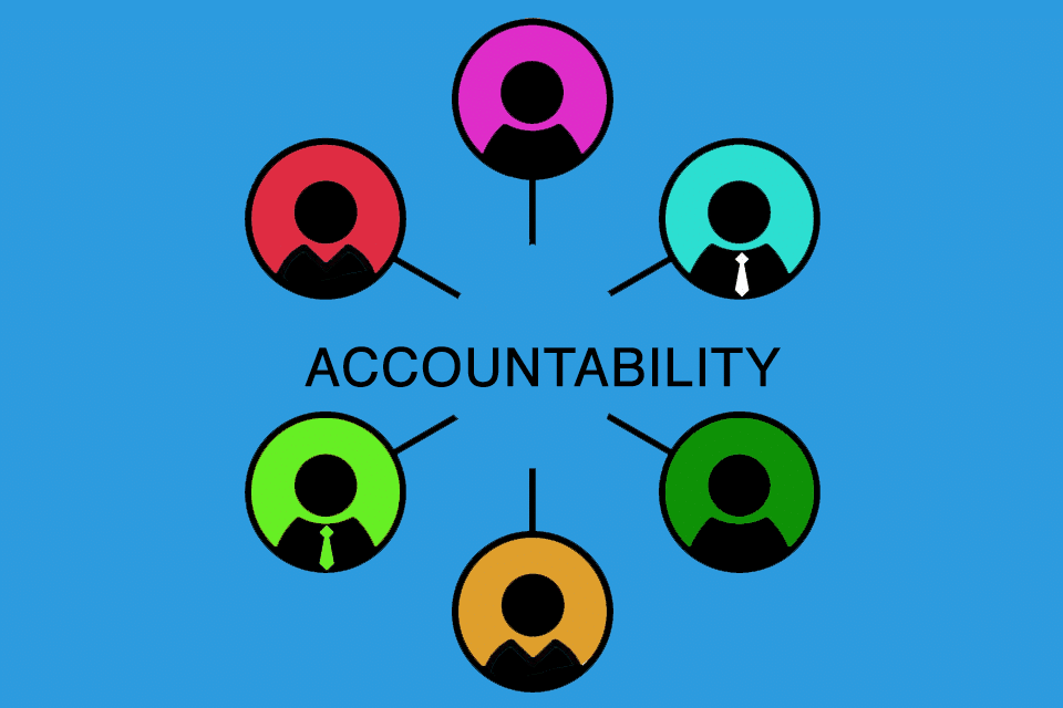 Scrum Accountability - the responsibility for results of the participants