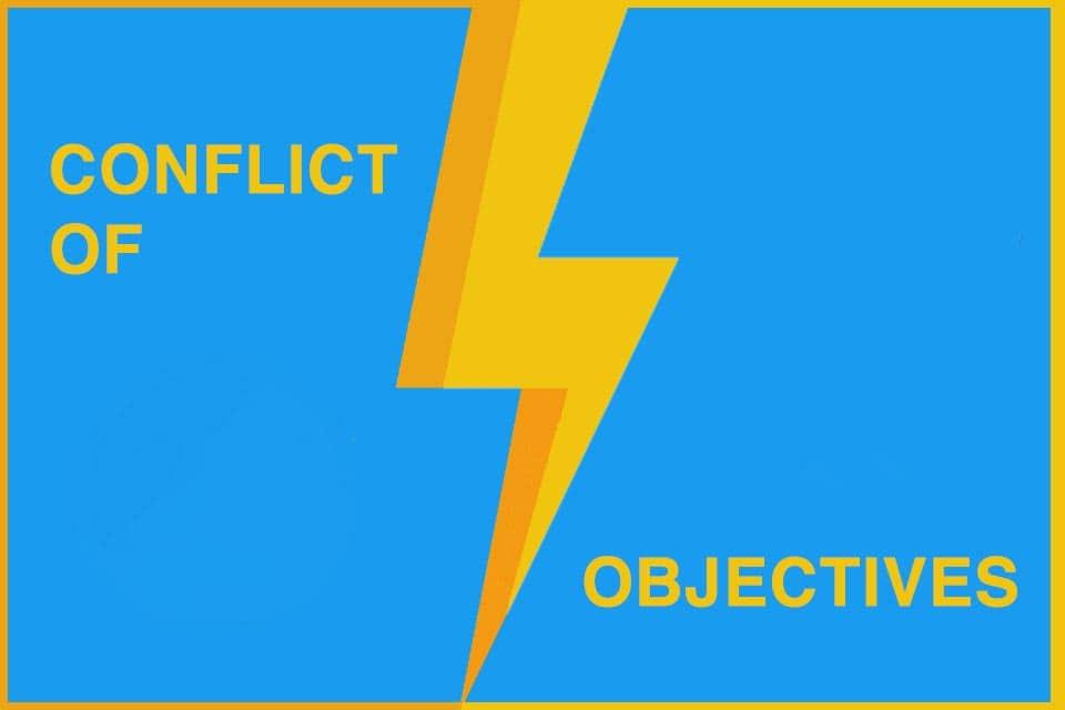 Conflict of Objectives - Smartpedia - t2informatik