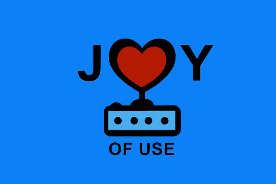 Smartpedia: What is Joy of Use?