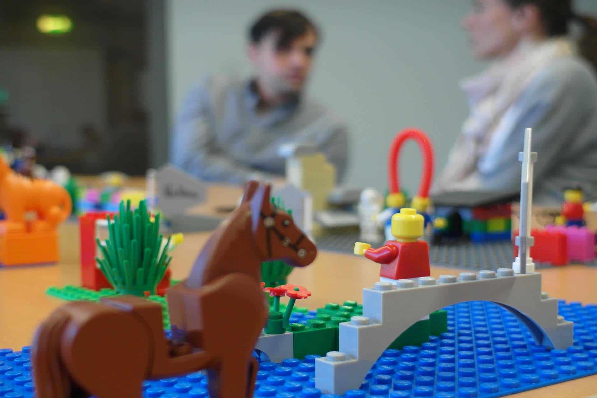 t2informatik Blog: Lego im Unternehmen