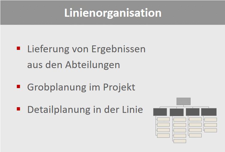 Linienorganisation