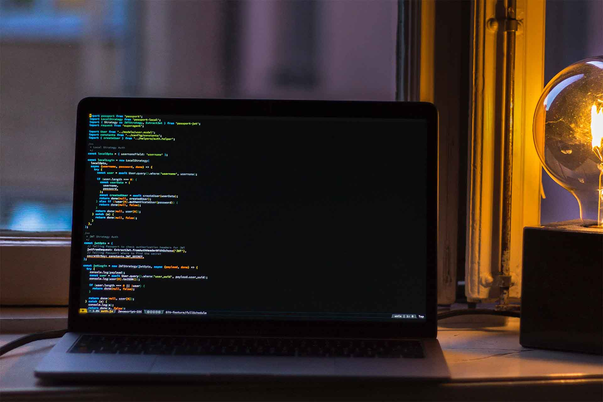 t2informatik Blog: Webanwendung im lokalen Netzwerk zugänglich machen