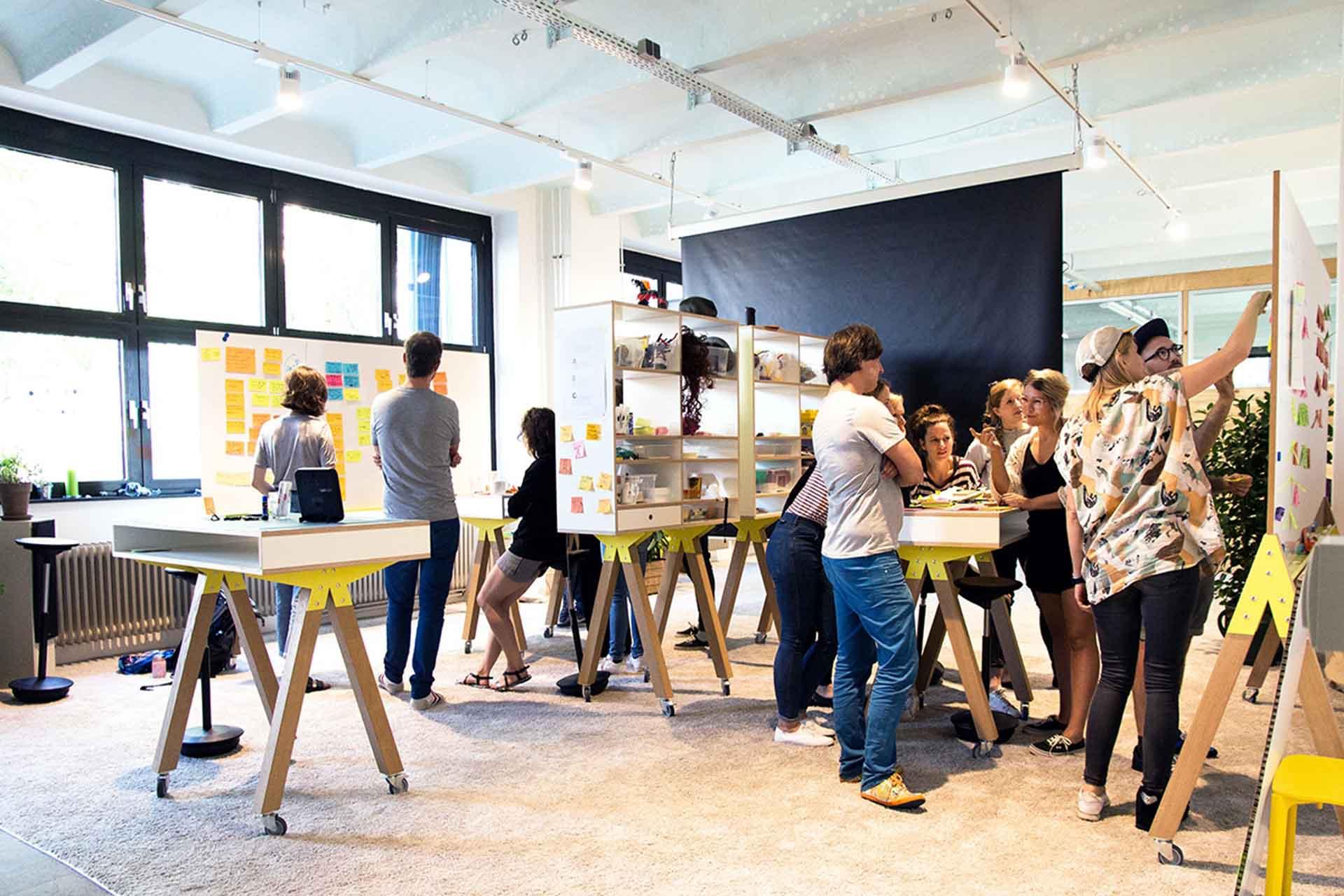 t2informatik Blog: Design Sprint oder Design Thinking?