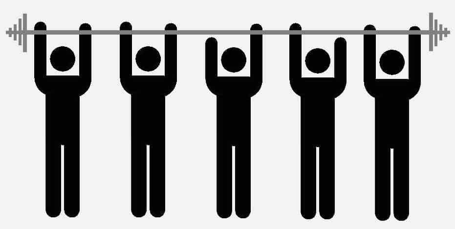 Soziales Faulenzen - Ringelmann Effekt