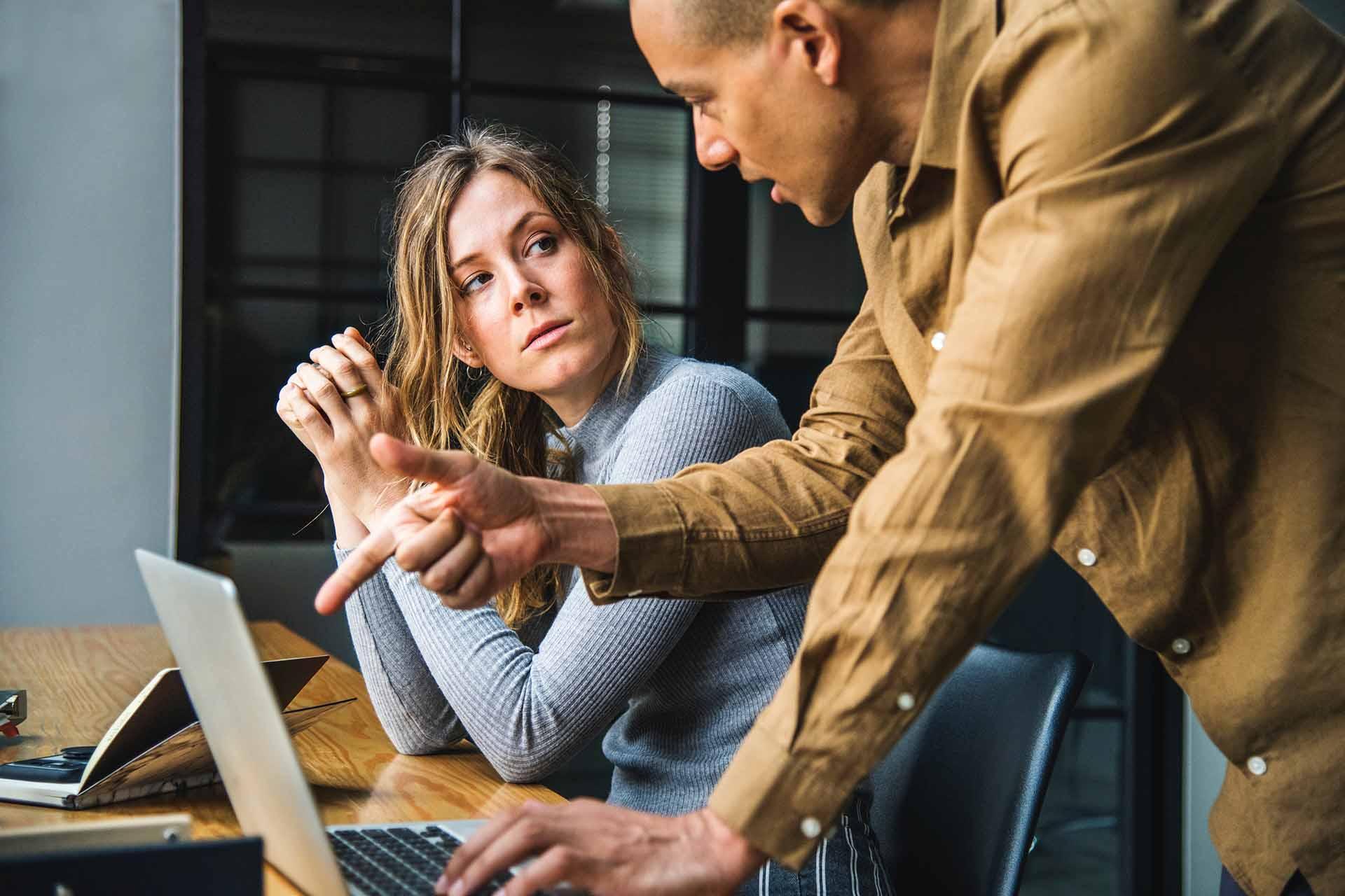 t2informatik Blog: Konflikte am Arbeitsplatz