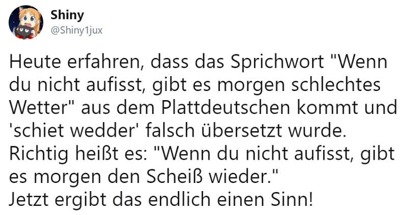 Tweet von Christian Müller - Blog - t2informatik