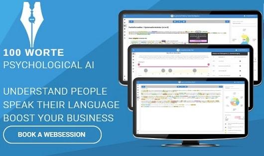 Psychological AI - einfach live kennenlernen