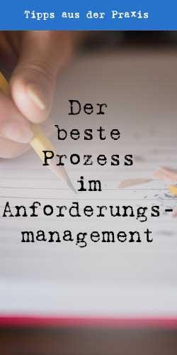 Der beste Prozess im Anforderungsmanagement - t2informatik Blog