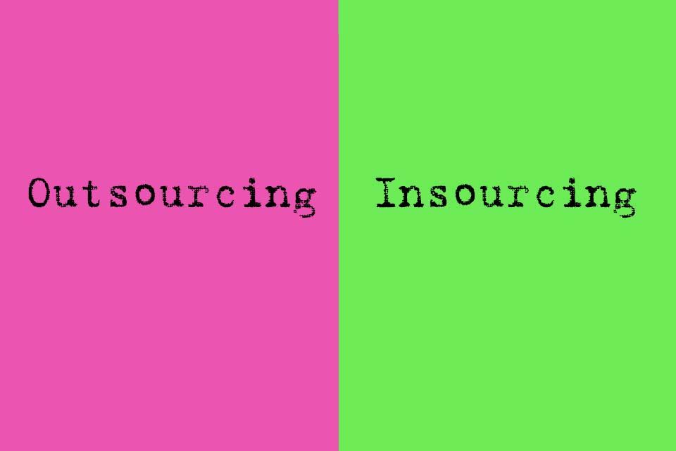 Insourcing - Das Gegenteil von Outsourcing