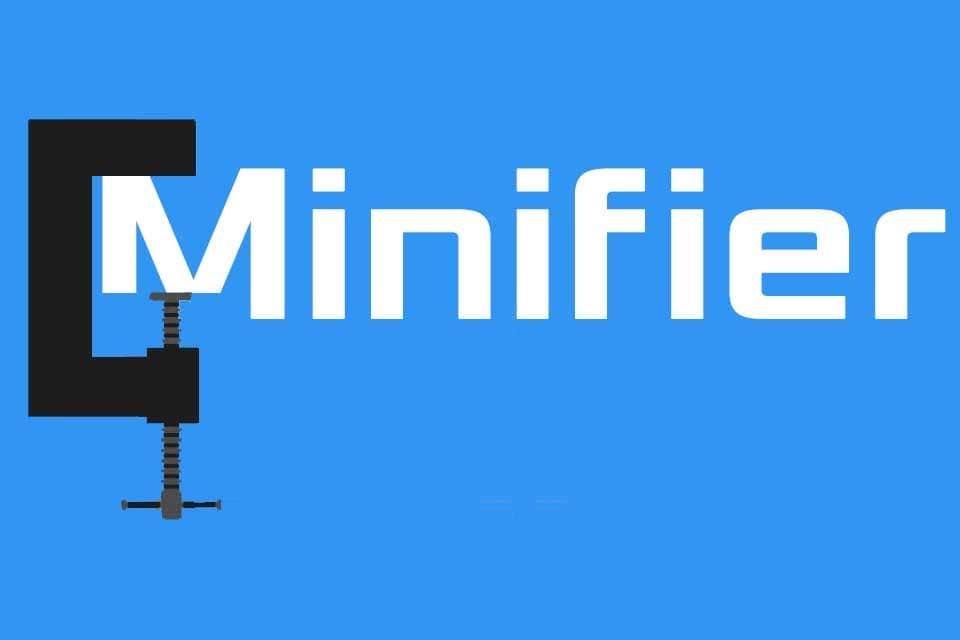 Wissen kompakt: Was ist ein Minifier?