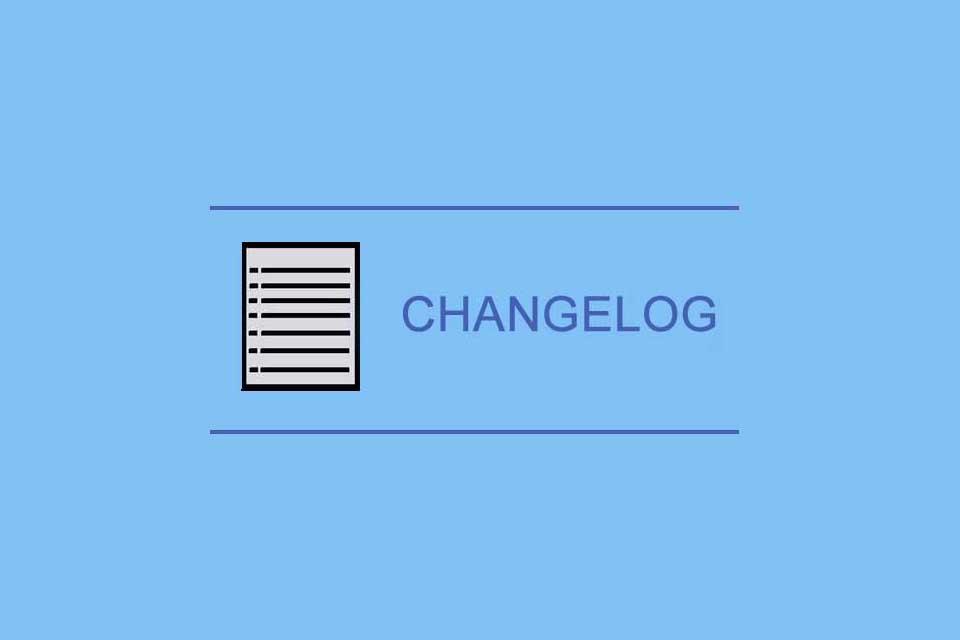 Wissen kompakt: Was gehört in ein Changelog?