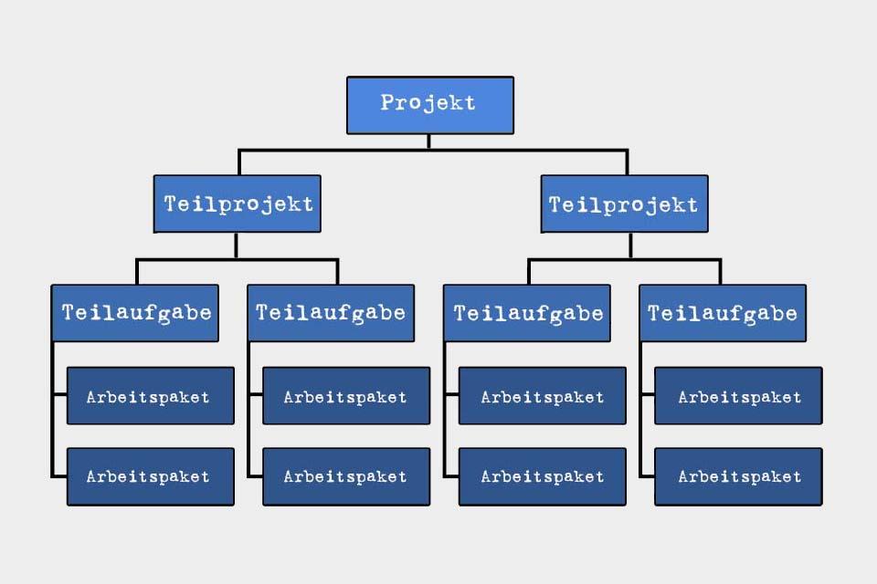 Wissen kompakt: Projektstrukturplan