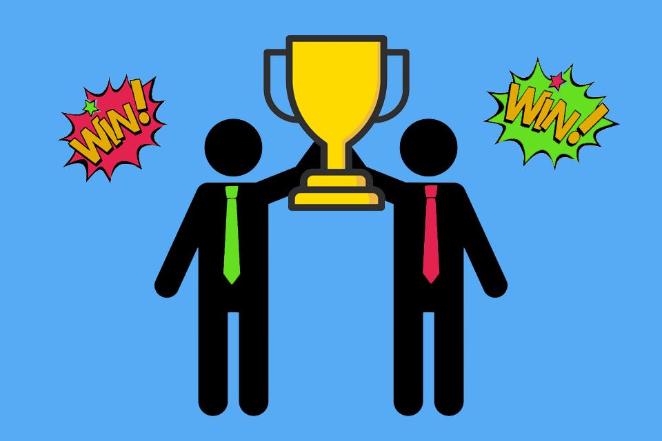 Wissen kompakt: Was ist eine Win-Win-Situation?