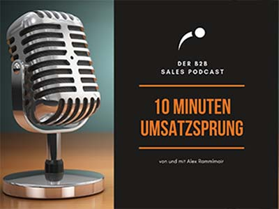 10 Minuten Umsatzsprung Podcast