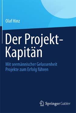 """""""Der Projekt-Kapitän"""" von Olaf Hinz"""