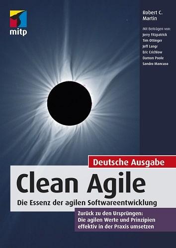 Clean Agile - das aktuelle Buch von Robert C. Martin