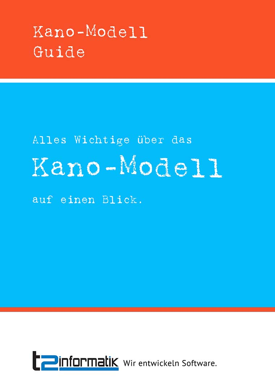 Kano-Modell Guide zum Mitnehmen