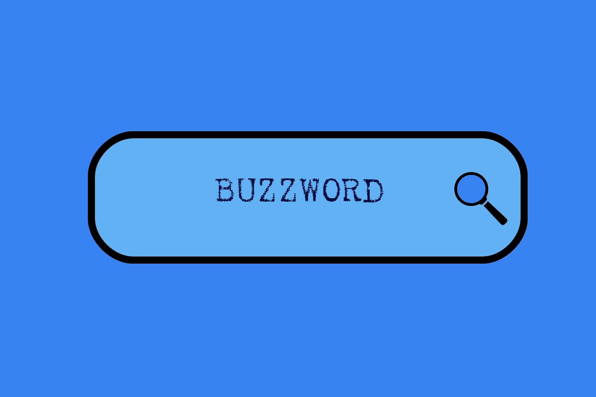 t2informatik Blog: Ein Buzzword ist ein Buzzword