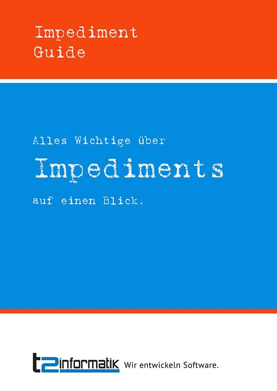 Impediment Guide zum Herunterladen