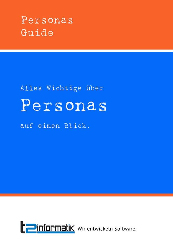 Personas Guide zum Herunterladen