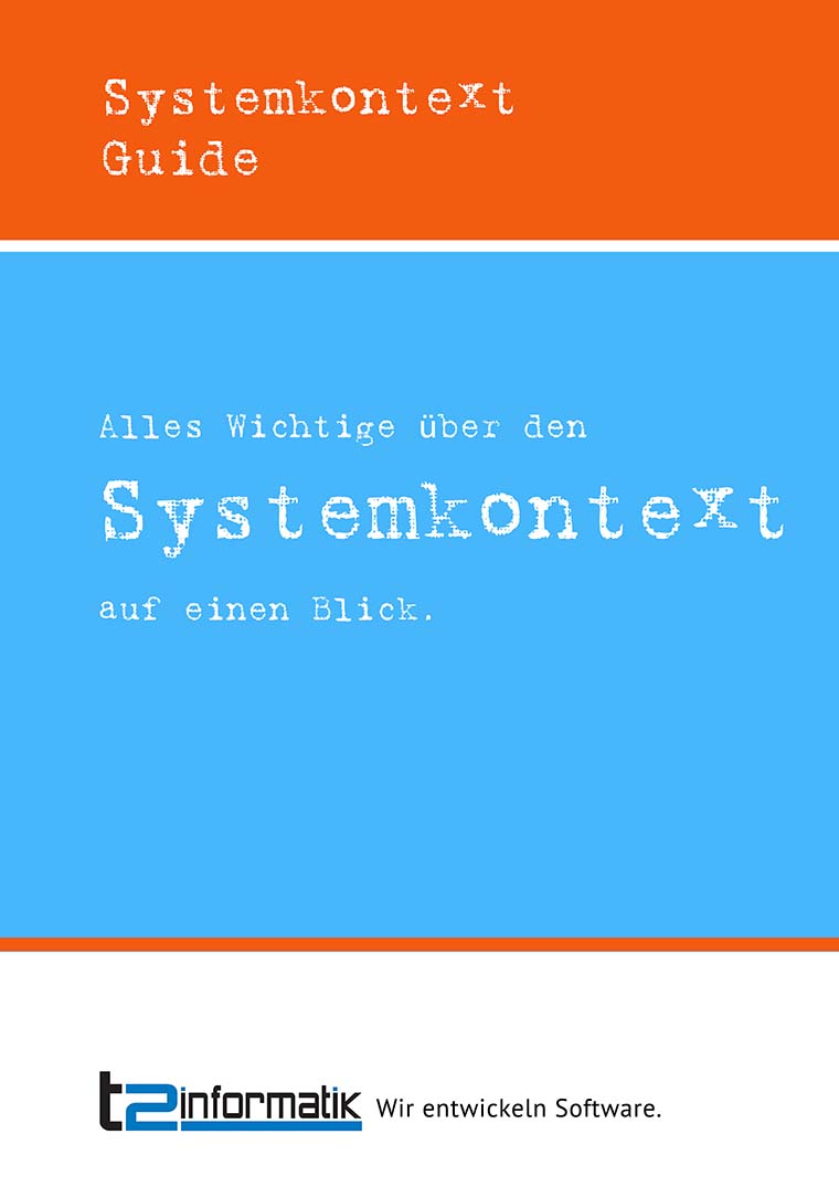 Systemkontext Guide als Download