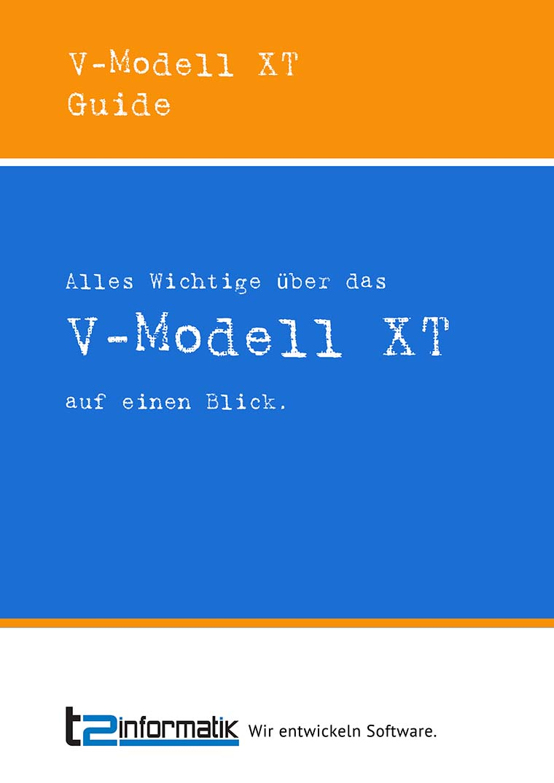 V-Modell XT Guide zum Herunterladen