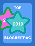 Top 2019 Blogbeitrag - einer der am meisten gelesenen Beiträge in 2019