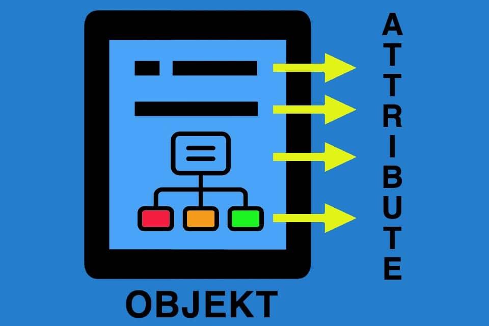 Attribute - die Eigenschaften eines Objekts