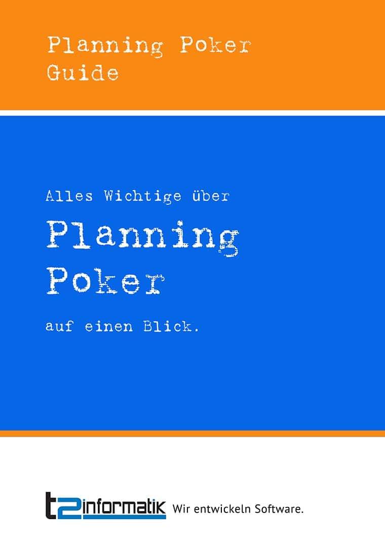 Planning Poker Guide zum Mitnehmen