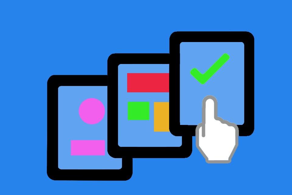 Klickdummy - Layouts und Designs testen sowie Anwender besser verstehen
