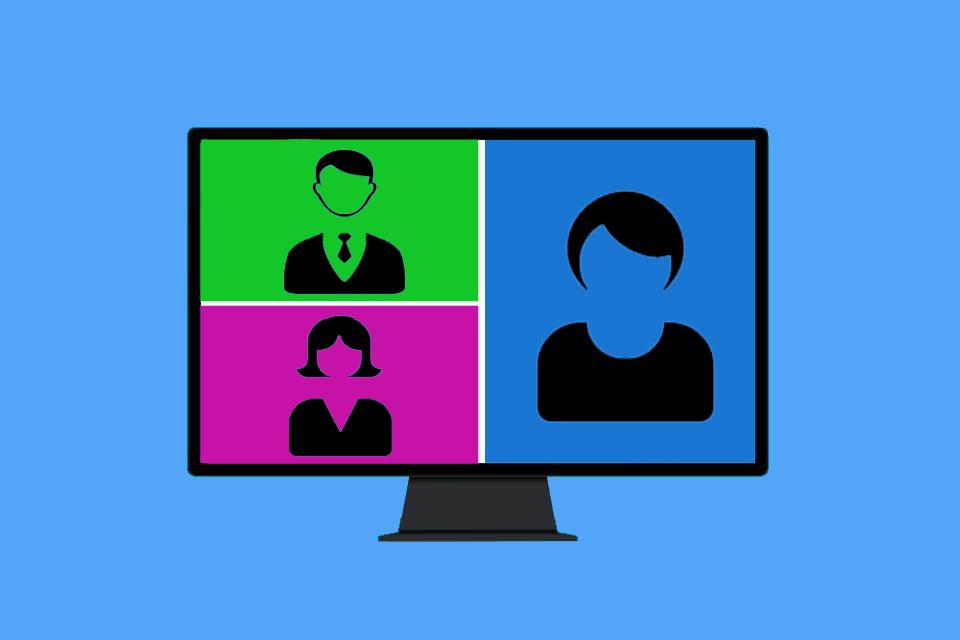 Besprechung - ein organisiertes Gespräch mit definierten Teilnehmern und Themen