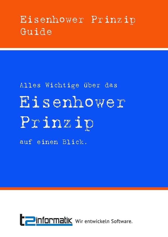 Eisenhower Prinzip Guide zum Mitnehmen