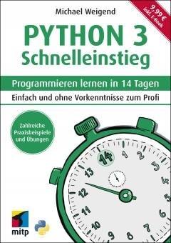 Python 3 Schnelleinstieg - Blog - t2informatik