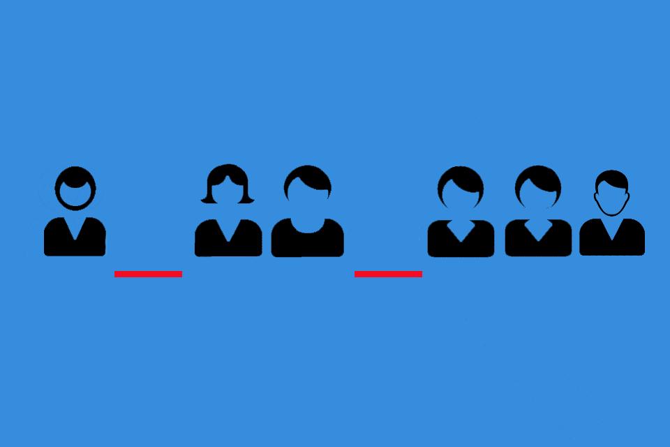 Fluktuation - Schwankende Mitarbeiterzahlen in Organisationen