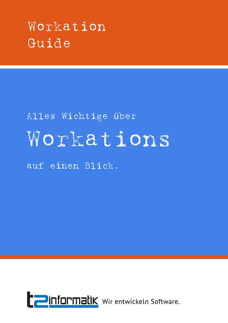 Workation Guide als Download