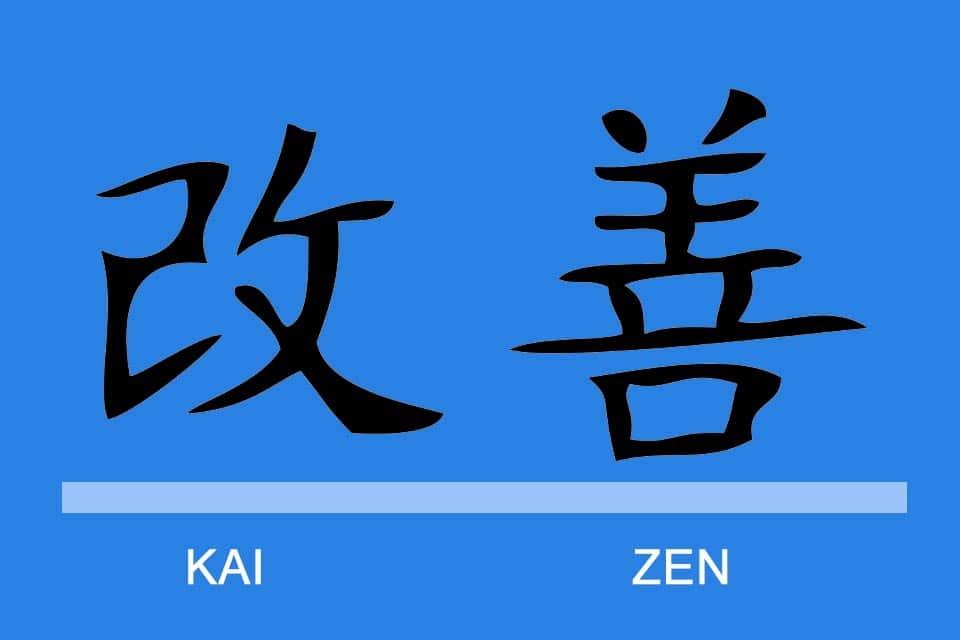 Kaizen - die kontinuierliche Veränderung zum Besseren